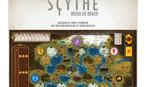 SCYTHE // Modulares Spielfeld vorbestellbar
