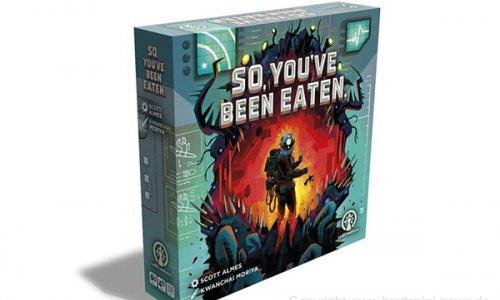 SO, YOU'VE BEEN EATEN // Erscheint bei LudiCreations