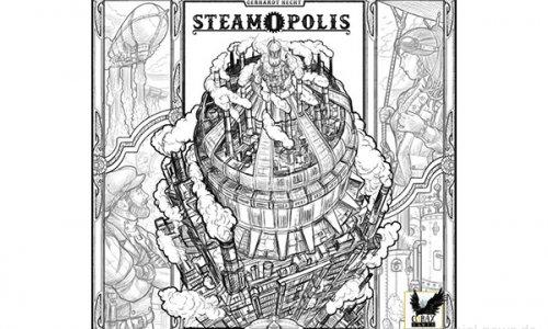 STEAMOPOLIS // Neue Grafiken zur Corax Games Neuheit