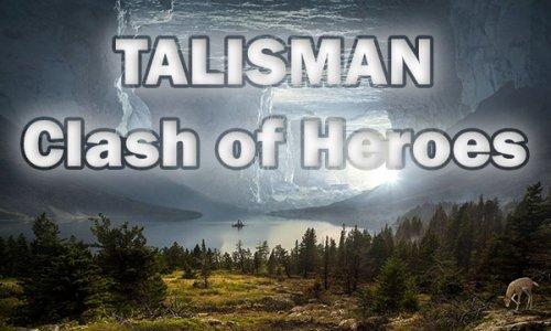 TALISMAN – CLASH OF HEROES // Soll im August 2019 erscheinen