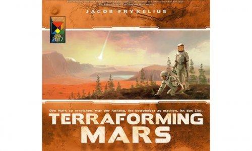 TERRAFORMING MARS // Anfang April 2019 wieder verfügbar