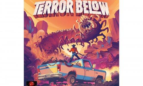 TERROR BELOW // Erscheint beim Schwerkraft Verlag