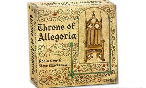 THRONE OF ALLEGORIA // Erscheint zur SPIEL'19