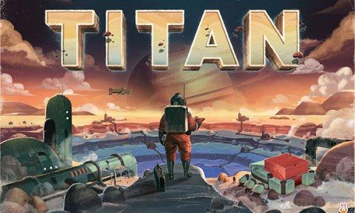 TITAN // Startet im September auf Kickstarter + erste Bilder