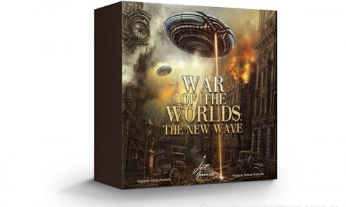 SPIELESCHMIEDE // War oft the Worlds – The new wave gestartet