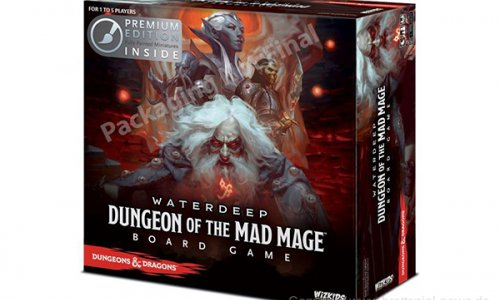 WATERDEEP - DUNGEON OF THE MAD MAGE // erscheint bei WizKids