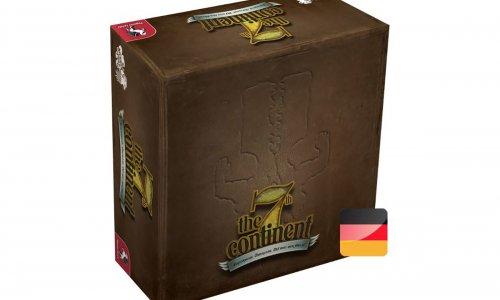 THE 7TH CONTINENT // Deutsche Version verfügbar