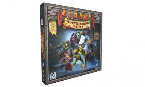 CLANK! // Erweiterung Adventuring Party bei Renegade Game Studies erhältlich