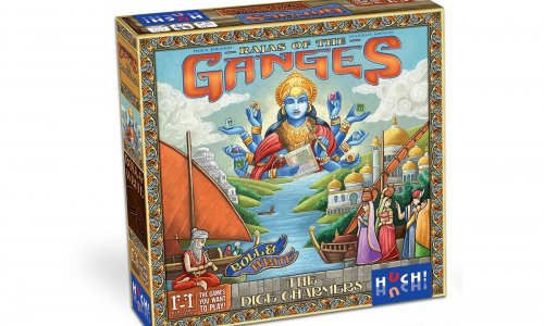 RAJAS OF THE GANGES – THE DICE CHARMERS // erscheint im Herbst 2020