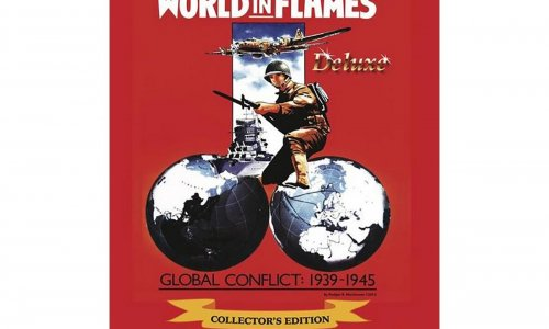 WORLD IN FLAMES // Das größte Brettspiel der Welt