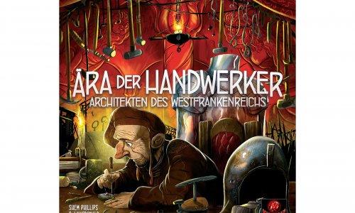 ARCHITEKTEN DES WESTFRANKENREICHS // Ära der Handwerker Vorbestellung