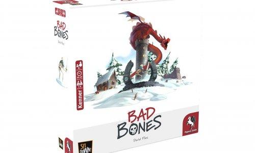 BAD BONES // Erscheint im August bei Pegasus Spiel