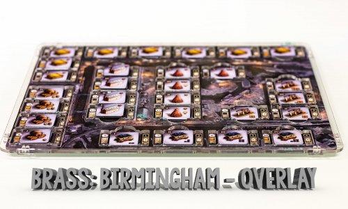 BRASS // Mit Overlay alles im Griff