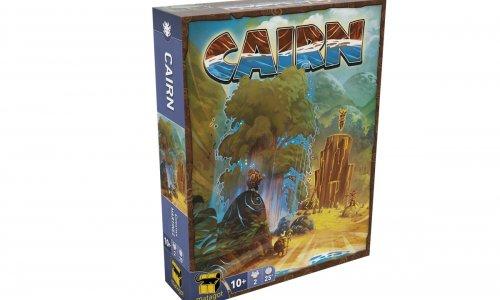 CAIRN // Neuerscheinung von BOARD GAME BOX