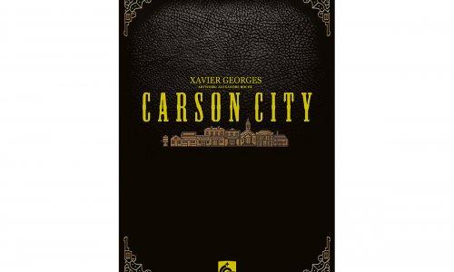 CARSON CITY // Neuauflage + Solomodus wird auf Kickstarter kommen