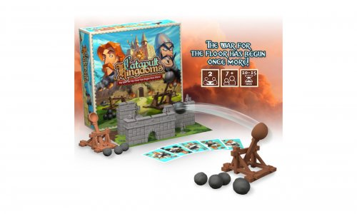 CATAPULT KINGDOMS // Erscheint am 2. Juli 2020 auf Kickstarter