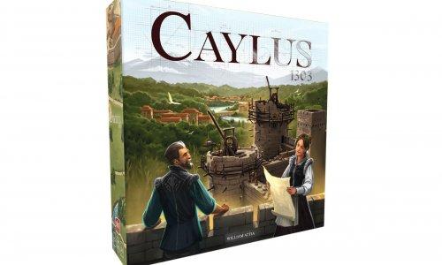 CAYLUS 1303 // Brettspielklassiker erscheint bei HUCH!