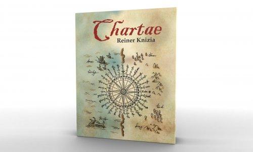CHARTAE // Neuheit von Reiner Knizia erschienen