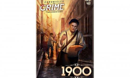 CHRONICLES OF CRIME: 1900 // Zweiter Teil der Millennium-Serie erscheint 2021