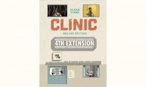 CLINIC DELUXE // Vierte Erweiterung angekündigt.