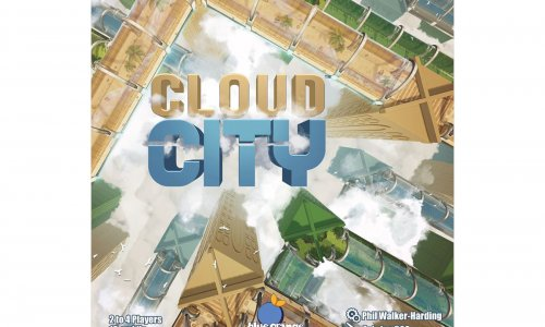 CLOUD CITY // erscheint 2021
