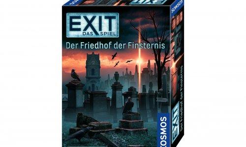 EXIT – DAS SPIEL // Der Friedhof der Finsternis