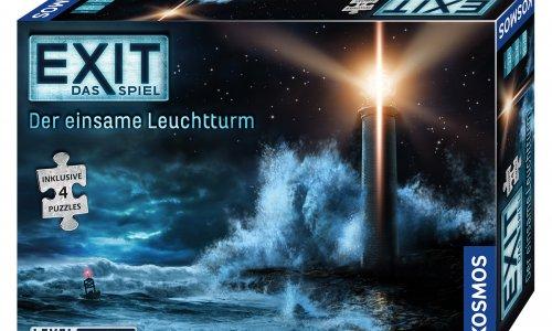 EXIT – DAS SPIEL + PUZZLE // Der einsame Leuchtturm