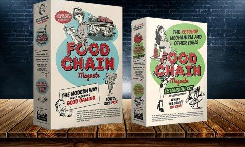 FOOD CHAIN MAGNATE // & Erweiterung wieder verfügbar