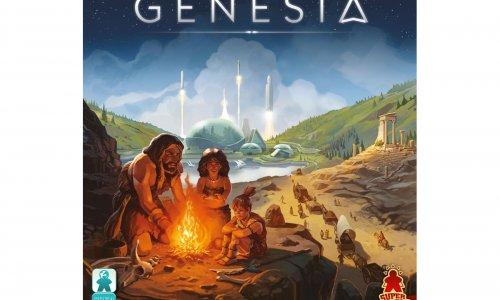 SPIELESCHMIEDE // GENESIA gestartet