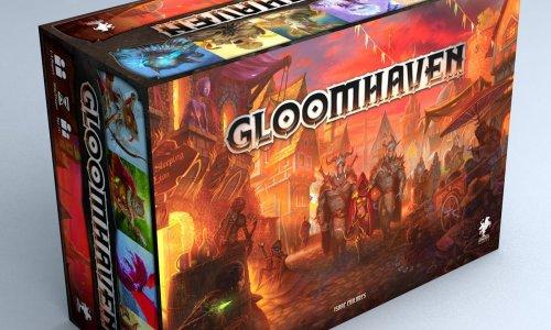 GLOOMHAVEN // aktuell wieder verfügbar