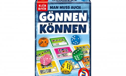 MAN MUSS AUCH GÖNNEN KÖNNEN // Erscheint Anfang 2020