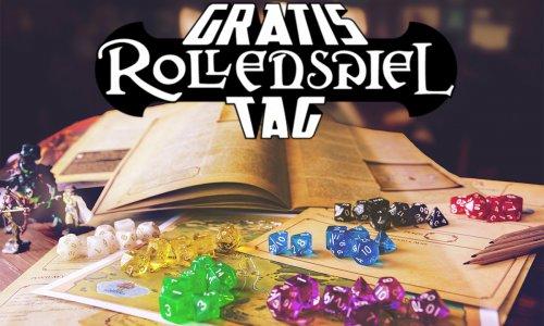 GRATIS ROLLENSPIEL TAG // Am 14.3. an 170 Spielstätten