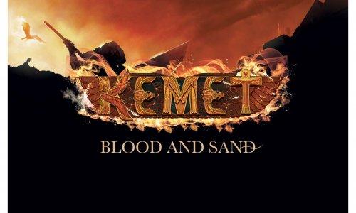 KEMET – BLUT UND SAND // erscheint bei Frosted Games 2021