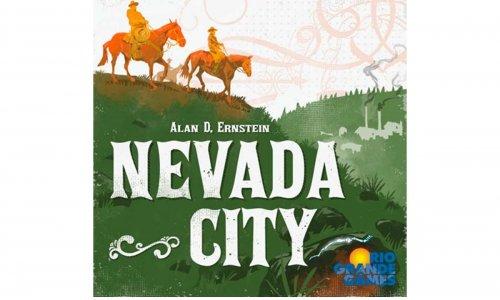 NEVADA CITY // Erscheint 2020 bei Rio Grande Games