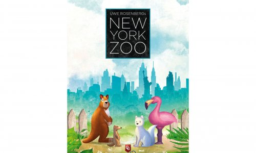 NEW YORK ZOO // Neuheit von Uwe Rosenberg