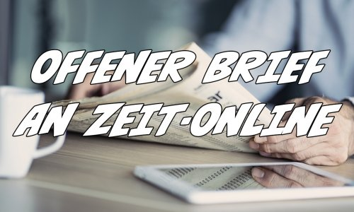"""KOMMENTAR // ZEIT-Artikel: """"Gewinnen ist was für Verlierer?"""""""