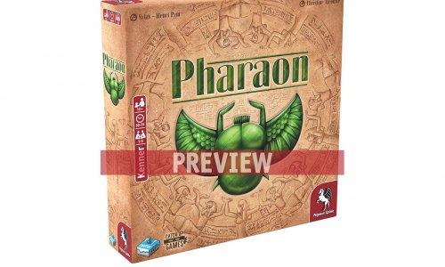 PHARAON // Frosted Games Neuheit erscheint im Sommer 2020