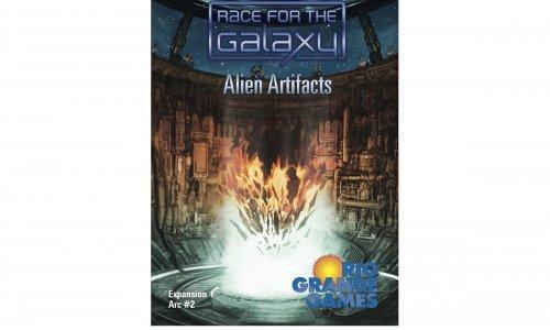 RACE FOR THE GALAXY // Alien Artifacts für 2020 angekündigt