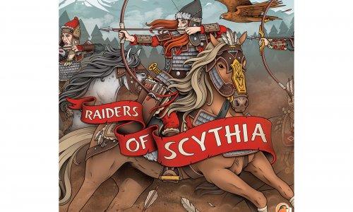 RAIDERS OF SCYTHIA // Soll Ende 2020 erscheinen