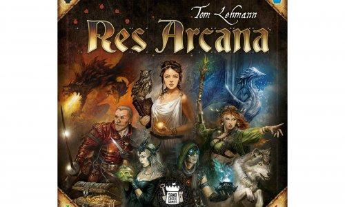 RES ARCANA // Bald wieder im Handel verfügbar