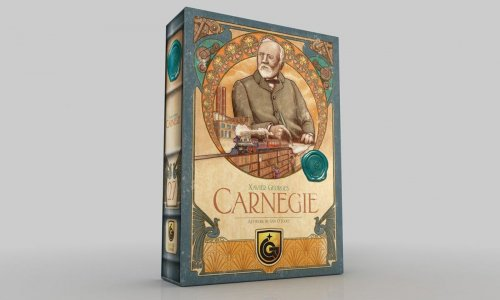 CARNEGIE // von Quined Games angekündigt