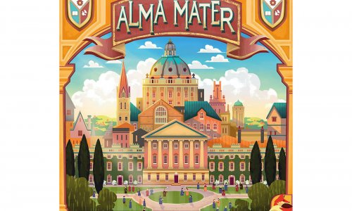 ALMA MATER // ab Mitte November verfügbar