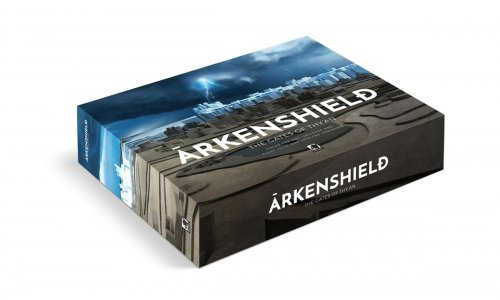 KICKSTARTER // ARKENSHIELD – THE GATES OF THY´AN