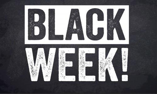 BLACK WEEK 2020 // Brettspiele im Angebot?