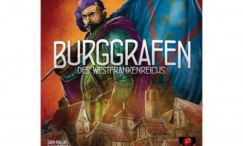 BURGGRAFEN DES WESTFRANKENREICHS // jetzt vorbestellbar