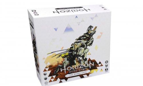 HORIZON ZERO DAWN: THE BOARD GAME // wurde ausgeliefert