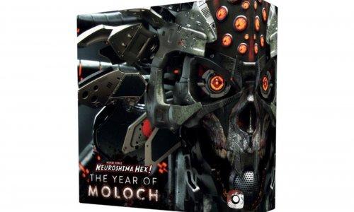 NEUROSHIMA HEX: YEAR OF MOLOCH // erscheint 2021