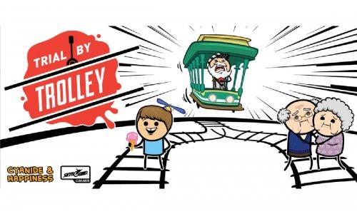 TRIAL BY TROLLEY // erscheint in Kürze