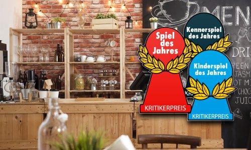 SPIEL DES JAHRES // Förderprogramm, Brettspielkritik & Toleranz