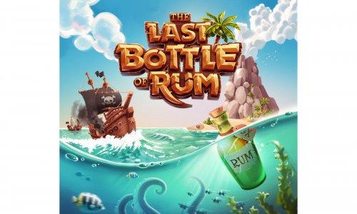 KICKSTARTER // The Last Bottle of Rum